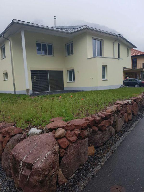 5 1/2 Zimmer-Einfamilienhaus 8877 Murg