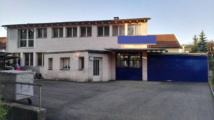 Werkstatt 2 stöckig komplett eingerichtet mit Maschinen usw. 9008 St.Gallen