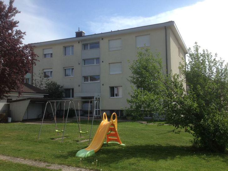 3 Zimmer-Wohnung im sonnigen Jonschwil 2
