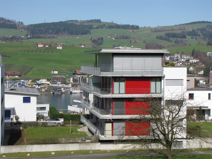 Verkauf: 6.5-Zi-Gartenmaisonette-Wohnung mit teilweiser See- und Bergsicht 6403 Küssnacht a.R.