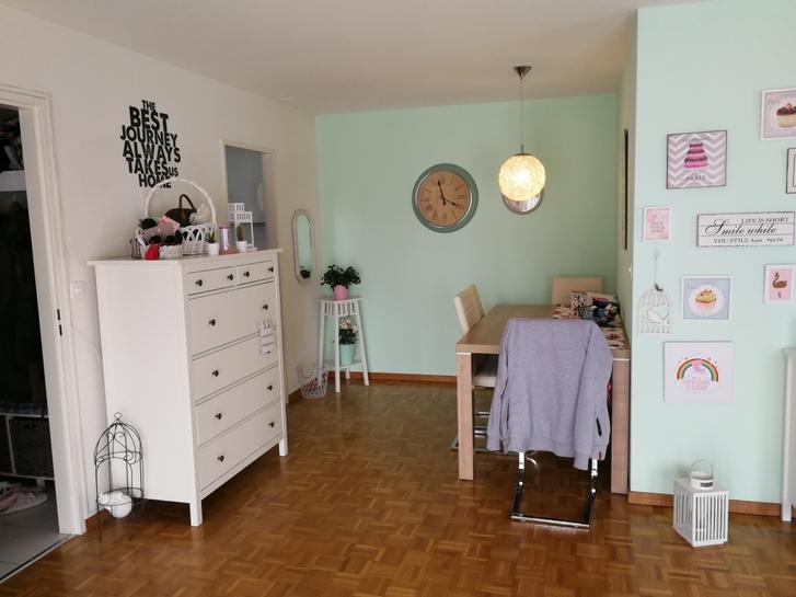 schöne 2.5 Zi Wohnung im Herzen von Möhlin 4313 Möhlin