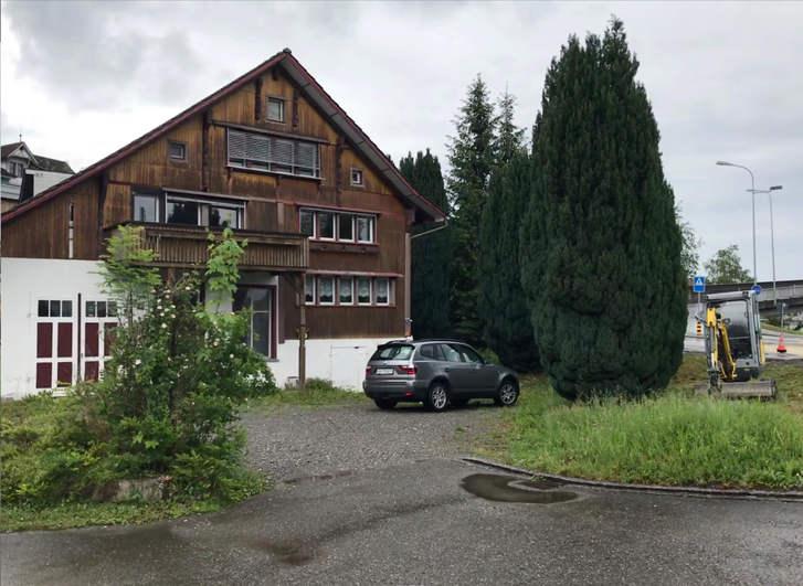 Grosszügiges 5.5 Zimmer Haus zu vermieten 9430 St. Margrethen