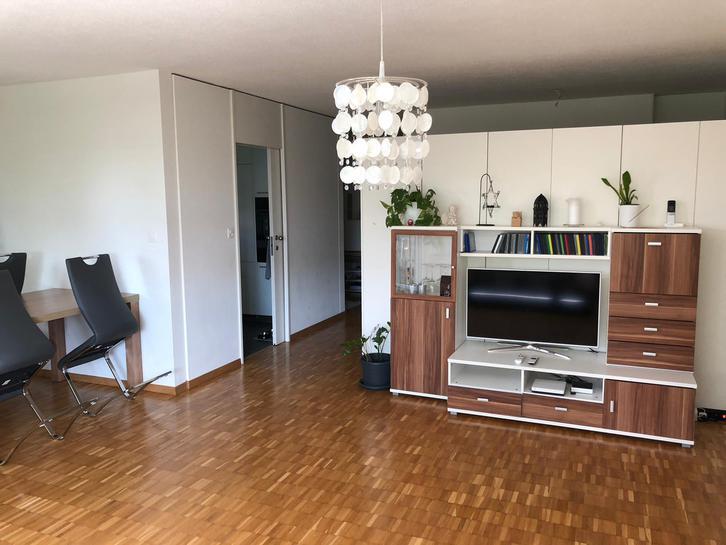 Nachmieter gesucht per 01.02018, für gemütliche 4,5-Zimmer-Wohnung in grüner Umgebung 8180 Bülach
