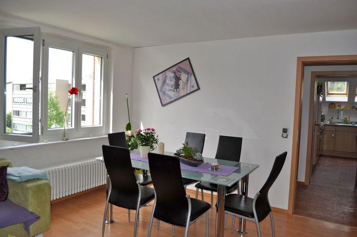 4-Zimmer Maisonettwohnung in Frick 2