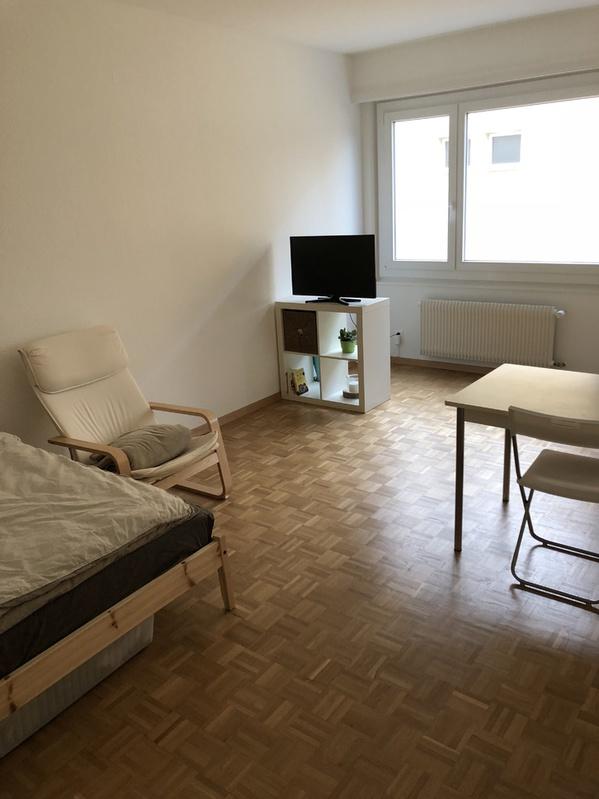 studio au centre ville de Lausanne 1004 Lausanne