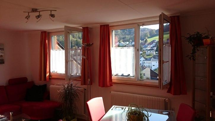 4 Zimmer Wohnung im Herzen von Läufelfingen 2