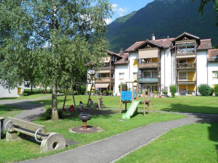 Schöne 4,5 Zimmer-Wohnung in rühiger Lage  8718 Schänis