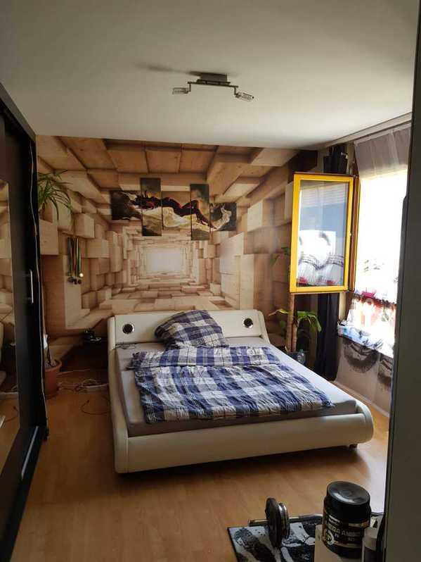 Schöne 4,5 Zimmer-Wohnung in rühiger Lage  4