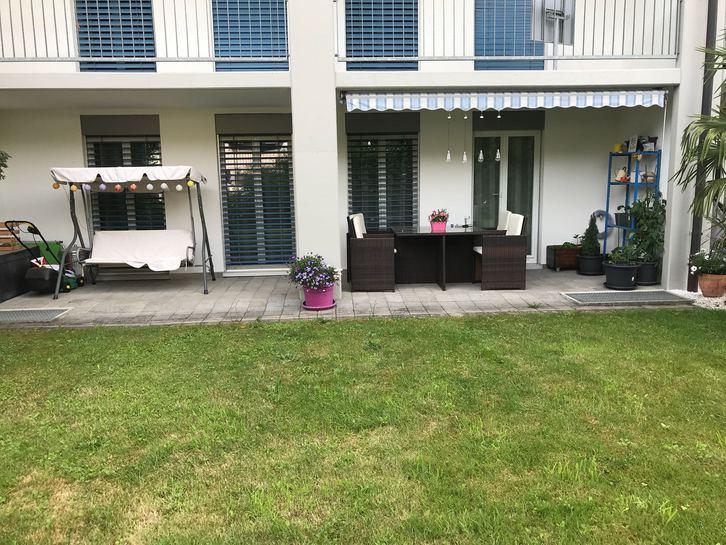 2.0-Zi Wohnung mit grossem Gartensitzplatz in Windisch zu vermieten 5210 Windisch