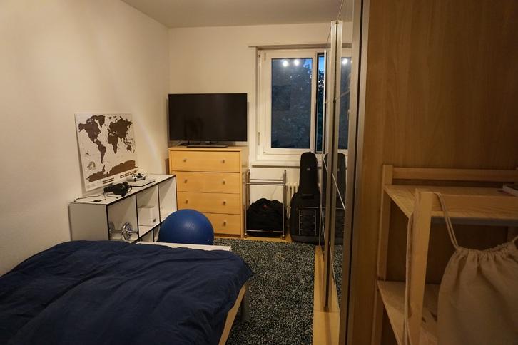Schöne 4.5 - Zimmerwohnung in Dietikon 2