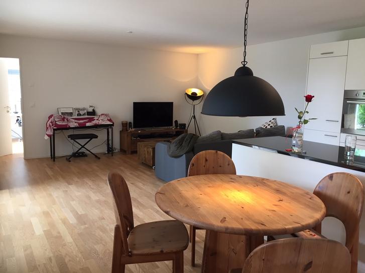 Moderne, grosszügige und helle Zimmer-Wohnung - perfekt für Singles oder Pärchen 5502 Hunzenschwil