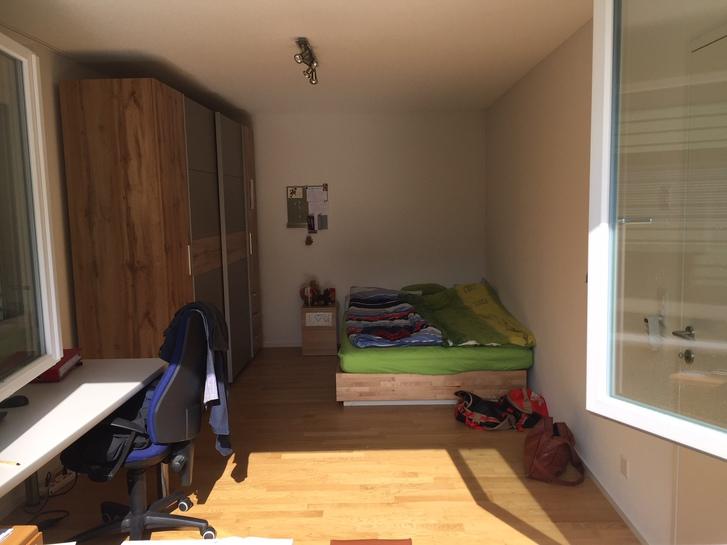 Moderne, grosszügige und helle Zimmer-Wohnung - perfekt für Singles oder Pärchen 4