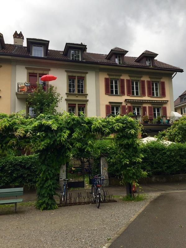 Schöne, ruhige und sonnige Dachwohnung im Breitenrain 3014 Bern