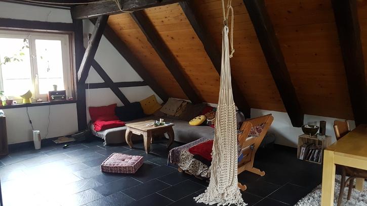 möbiliertes WG Zimmer zur Untermiete in Chur Chur