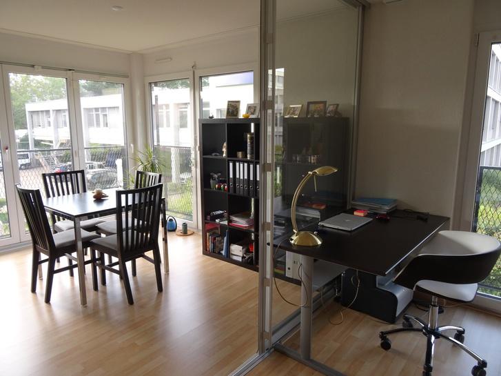 Schöne 3.5-Zimmerwohnung mit Wintergarten 2