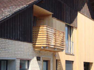 3 Zimmer Wohnung in Frauenfeld in ausgebauter Scheune 8500 Frauenfeld
