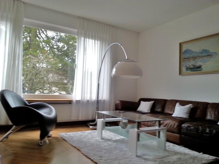 Kreis 10: teilmöbliertes 5-Zimmer-Eckfamilienhaus mit Garten an ruhiger Südlage an Privatstrasse zu vermieten 4