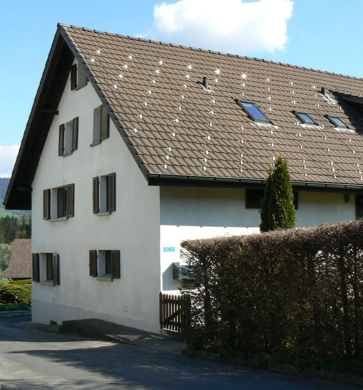5.5 - Zimmer - Altbauhausteil am Dorfrand von Schönenberg/ZH 8824 Schönenberg