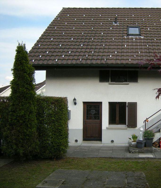 5.5 - Zimmer - Altbauhausteil am Dorfrand von Schönenberg/ZH 2