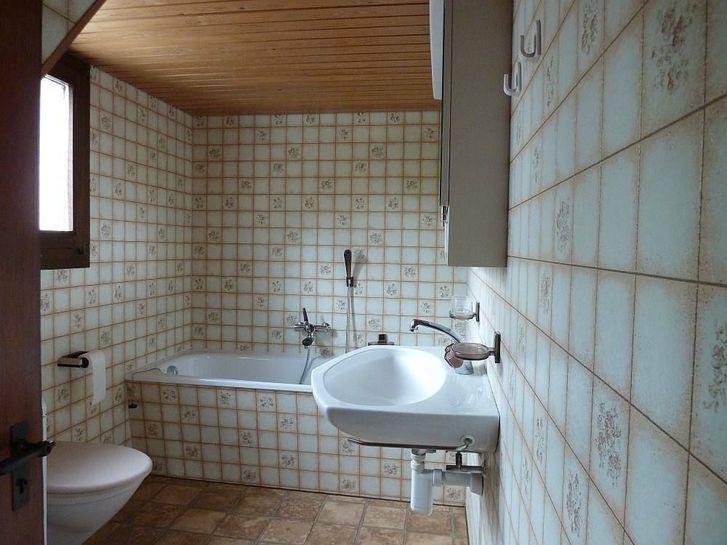 5.5 - Zimmer - Altbauhausteil am Dorfrand von Schönenberg/ZH 4