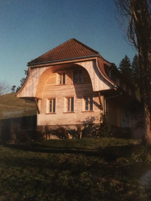 renoviertes Bauernstöckli mit zwei 2,5 Zimmerwohnungen 3550 Langnau