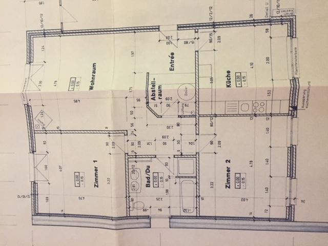 3.5 Zimmer Wohnung in Mehrfamilienhaus zu vermieten 4623 Neuendorf
