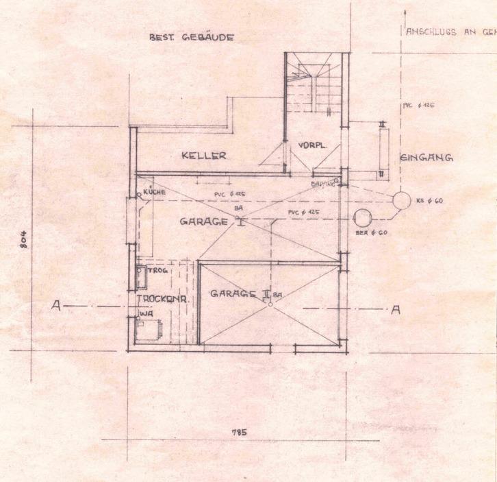 4.5 Zimmer Haus mit Garage 2