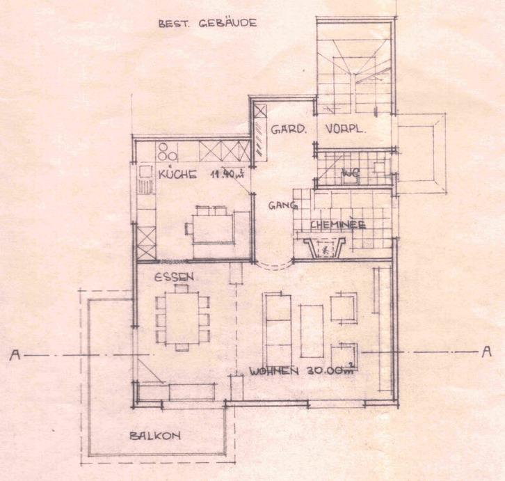 4.5 Zimmer Haus mit Garage 3