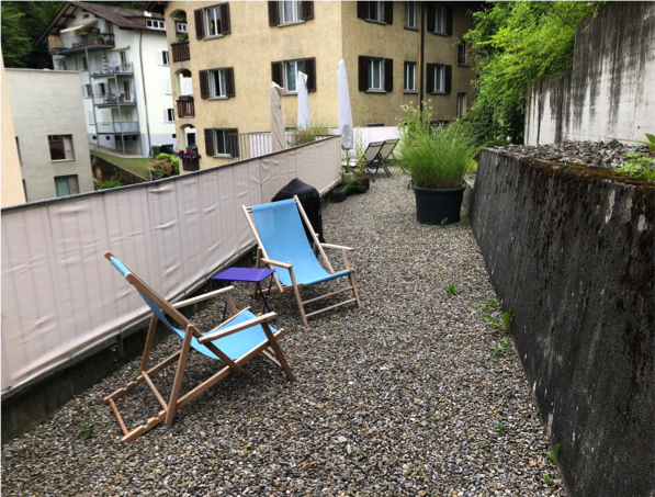 Nachmieter gesucht im beliebten Bellerive-Halde-Lützelmatt Quartier 4