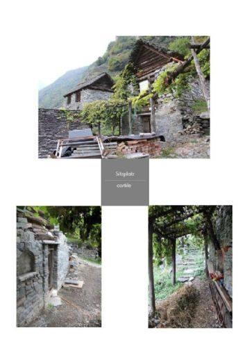 Rustico  6692 Brontallo Valle Maggia