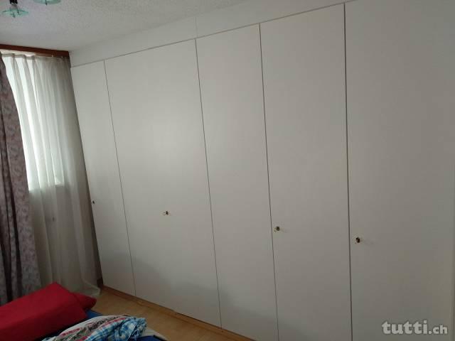 Wohnung mit Sauna, Fitnessraum und Riesengarten 4