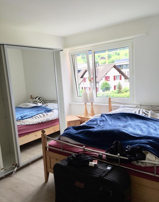 Helle 3,5 zimmer Wohnung mit super Aussicht 4