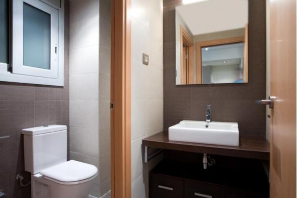 Spezielle, moderne 2-Zimmer Wohnung 3