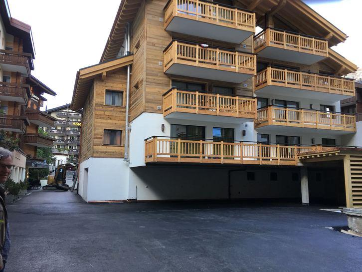 Neubau beim Bahnhof Zermatt 3 1/2 Zimmerwohnung zu vermieten Zermatt