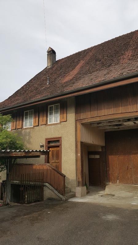 5-Zimmer Einfamilienhaus in Liesberg zu verkaufen 2