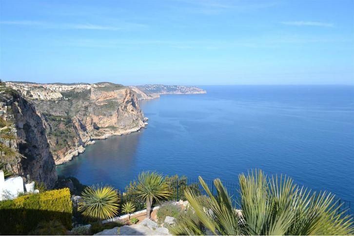 Costa Blanca Top Villa an vorderster Front, direkt über dem Meer und Klippen 3