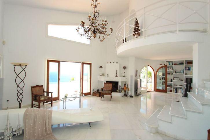 Costa Blanca Top Villa an vorderster Front, direkt über dem Meer und Klippen 4