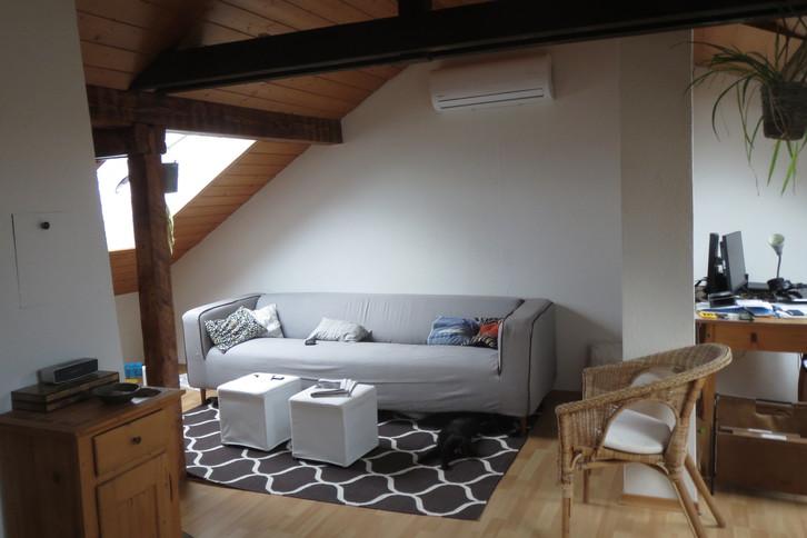 4-Zimmer-Maisonette-Dachwohnung in Basel 2
