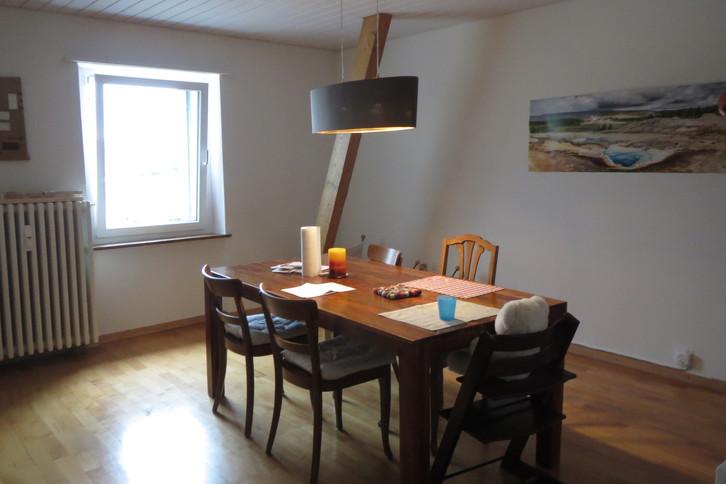 4-Zimmer-Maisonette-Dachwohnung in Basel 3