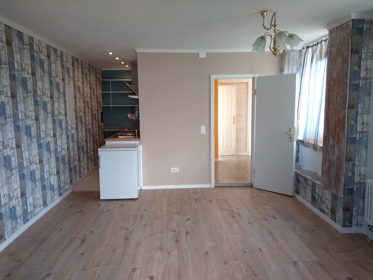 2-Zimmer-Wohnung mit Gartensitzplatz 8374 Sirnach