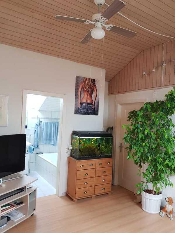 3,5 Zimmer Dachwohnung  2