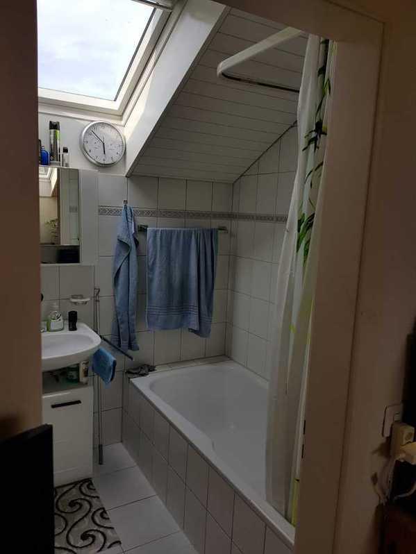 3,5 Zimmer Dachwohnung  3