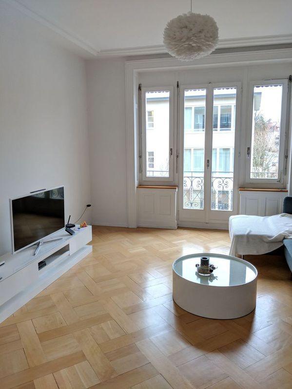 WG Zimmer in Jugendstilwohnung an zentraler Lage sucht Mitbewohner/in 8032 Zürich