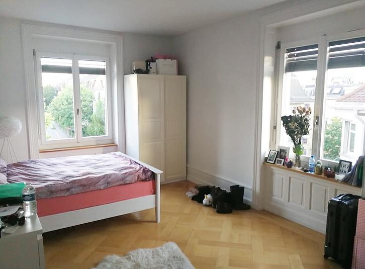 WG Zimmer in Jugendstilwohnung an zentraler Lage sucht Mitbewohner/in 2