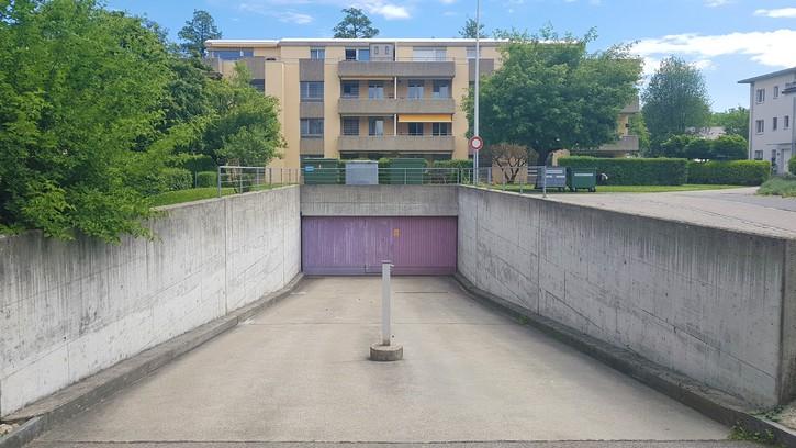 5 Tiefgaragenparkplätze zu vermieten 2