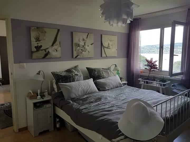 Schöne Wohnung mit Garten und Seesicht  3
