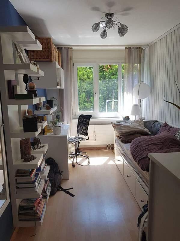 Schöne Wohnung mit Garten und Seesicht  4