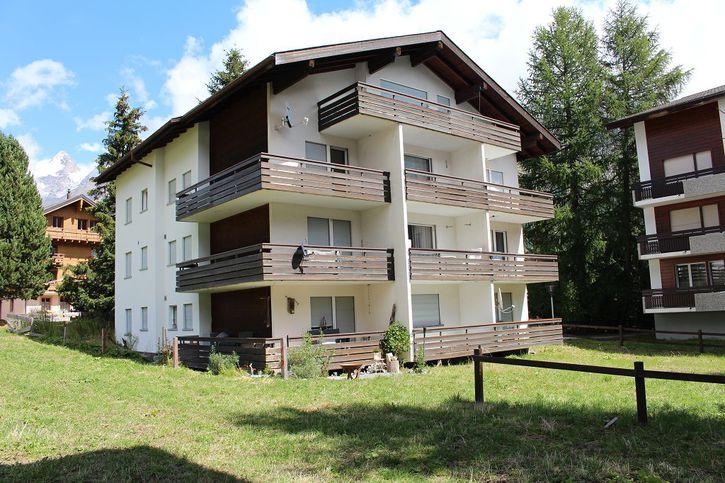 2,5 Zimmerwohnung in Saas-Fee 3906 Sas-Fee