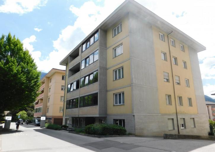 Centre-Ville Bel Appartement 2.5 Pieces avec Balcon !! 1950 Sion