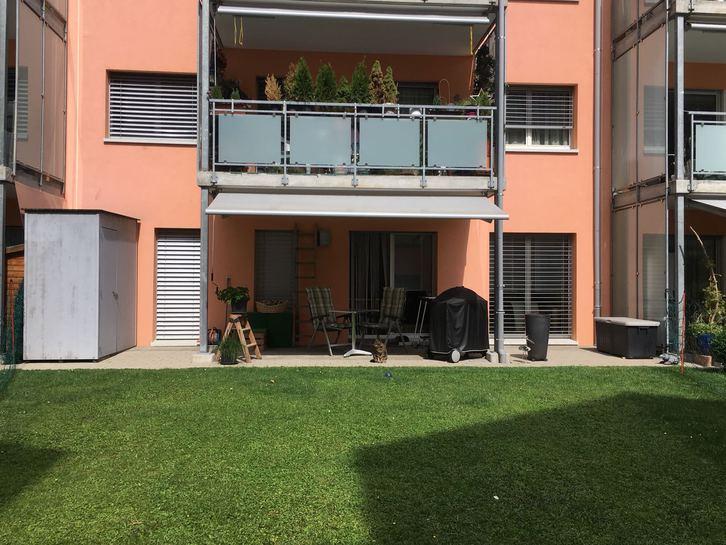 Helle und moderne 2.5-Zimmer Gartenwohnung 8483 Kollbrunn